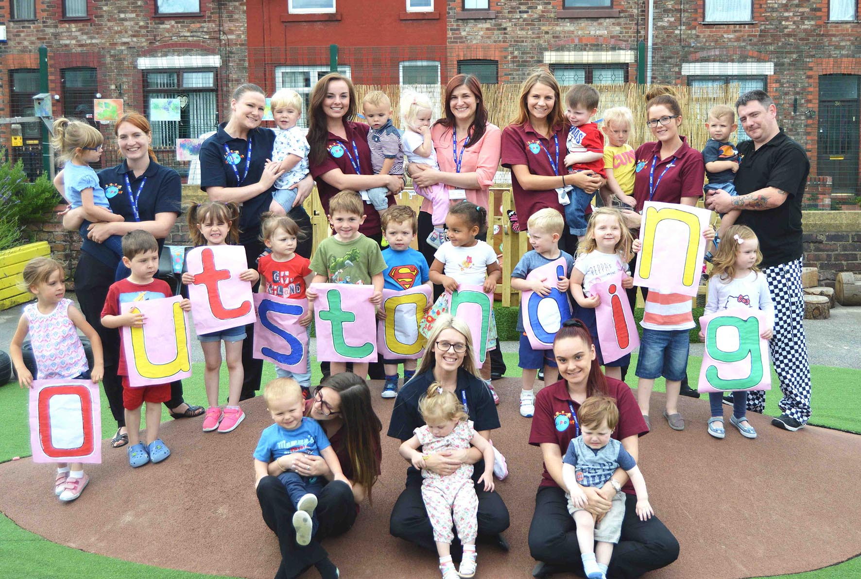 Kids Planet Beamont Ofsted Outstanding