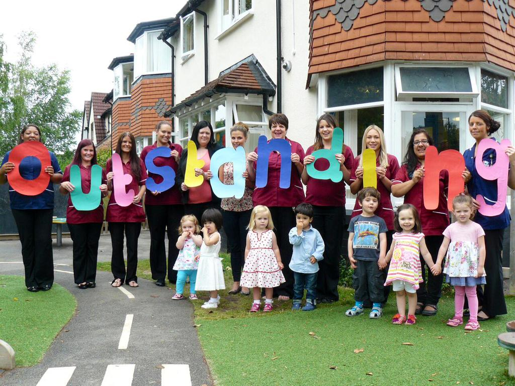 Kids Planet Hale Outstanding Ofsted