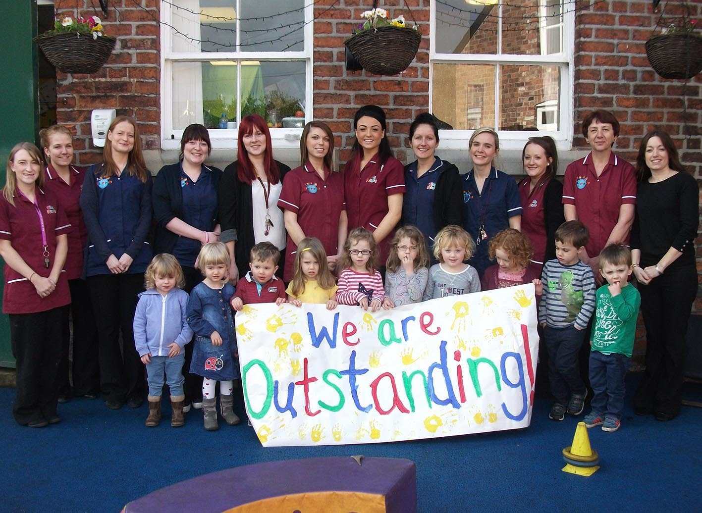 Kids Planet Lymm Ofsted Outstanding