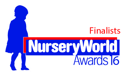 Nursery World Awards 2016 logo