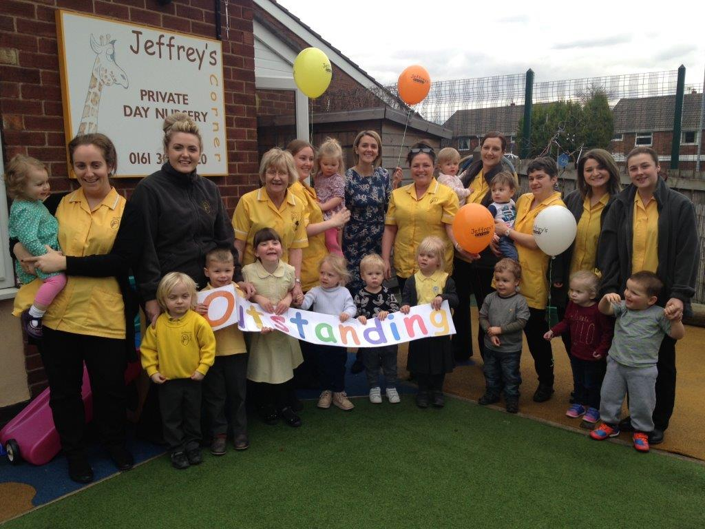 Jeffrey's Corner Dukinfield Ofsted Picture