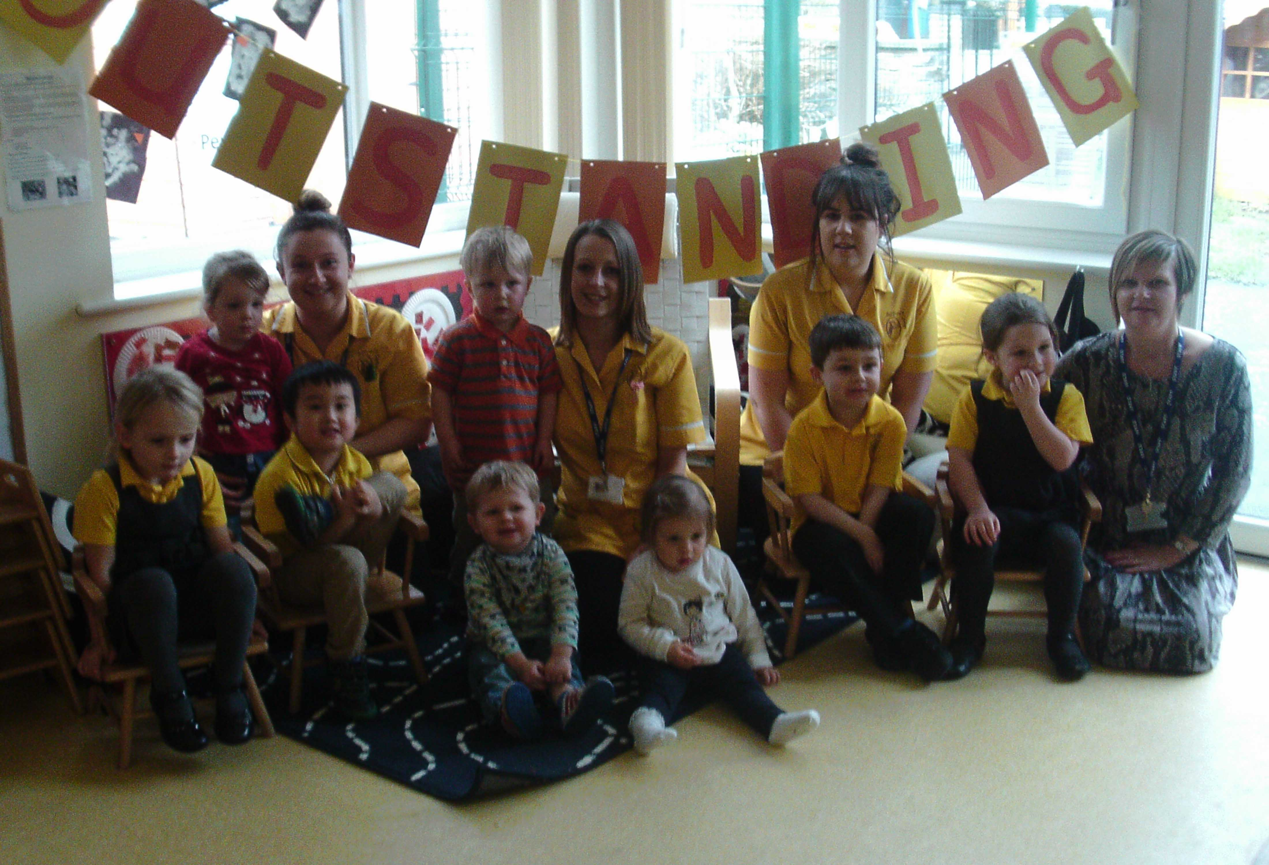 Jeffrey's Corner Springhead Ofsted Outstanding
