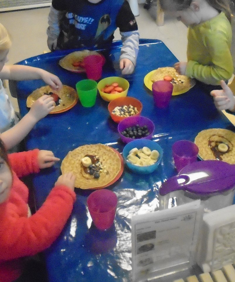 Kids Planet Lymm Pancake Day