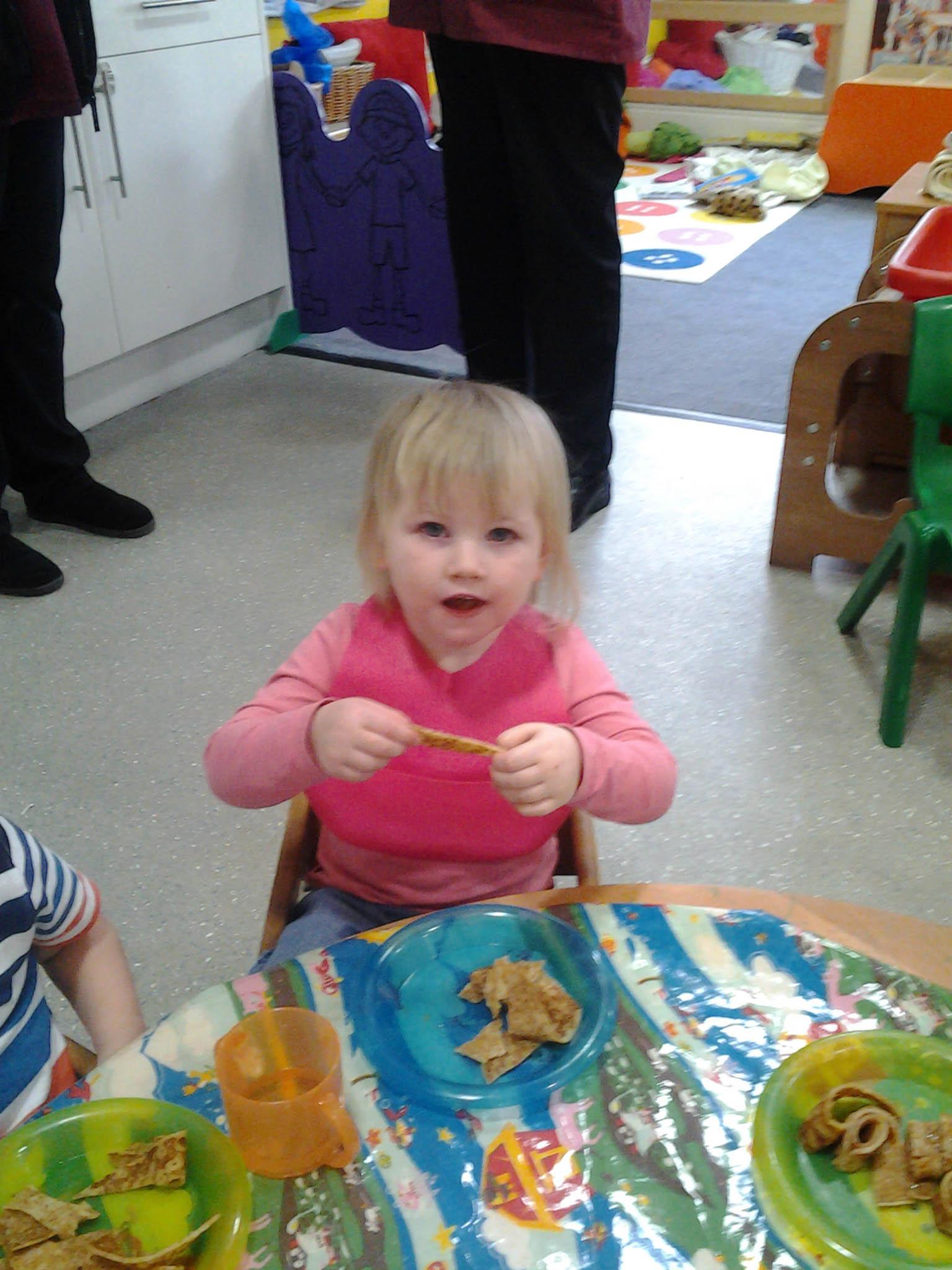 Kids Planet Widnes Pancake Day