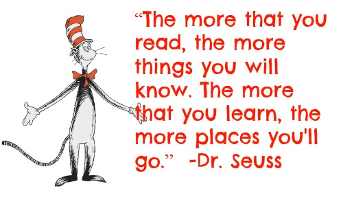 Readingquotesforkidsdrseussquotesta60 Kids Planet Day Impressive Reading Quotes For Kids