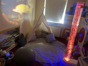 sensory room - Davenport