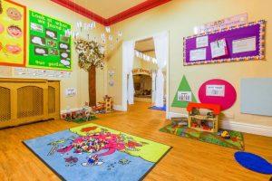 Eccles pre school